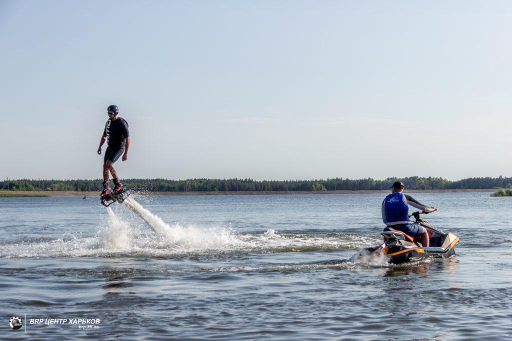 BRP Sea-Doo Spark TRIXX Flyboard