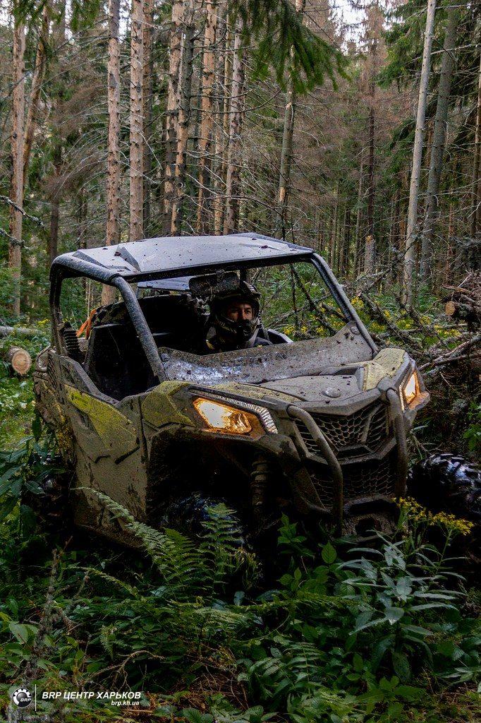 BRP Can-Am Maverick Trail 1000 DPS