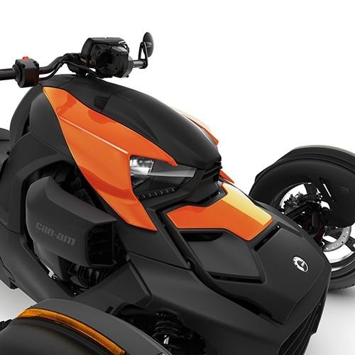 Панели корпуса Exclusive Panel Kit - Orange Blaze 219400925