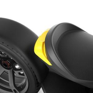 Задний спойлер Rear Spoiler - Yellow Shock 219400871
