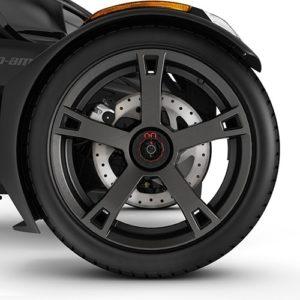 Вставки на диски Wheel Accents - Intense Black 219400825