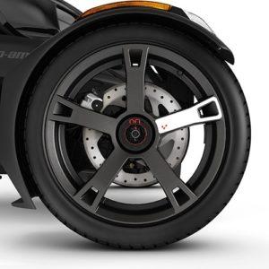 Наклейки на диски Wheel Decals - Immortal White 219400861