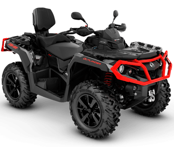 Outlander MAX 650 XT 2019