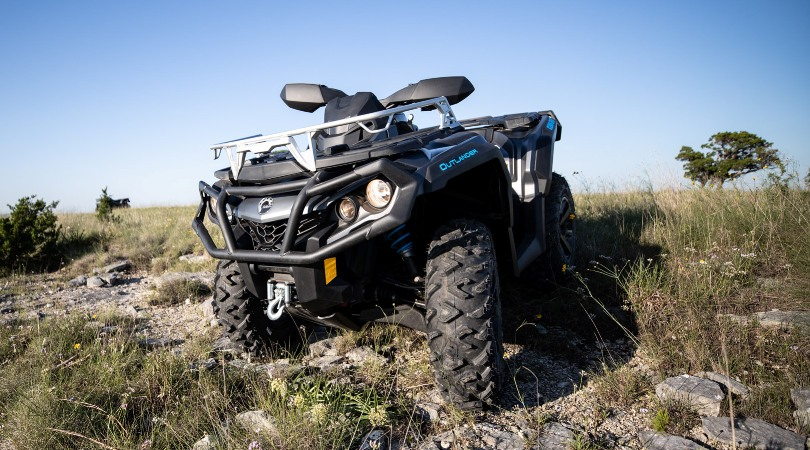 Квадроциклы Can-Am BRP