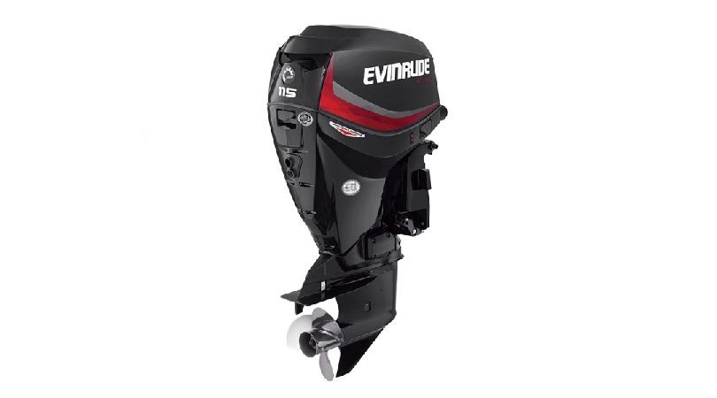 Лодочный мотор EVINRUDE E-TEC A 115 GHL H.O.