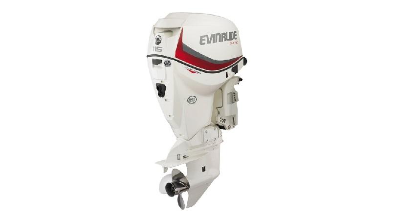 Лодочный мотор EVINRUDE E-TEC A 115 SHL H.O.