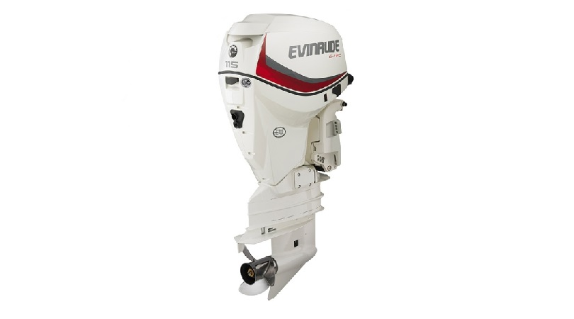 Лодочный мотор EVINRUDE E-TEC E 115 DCX