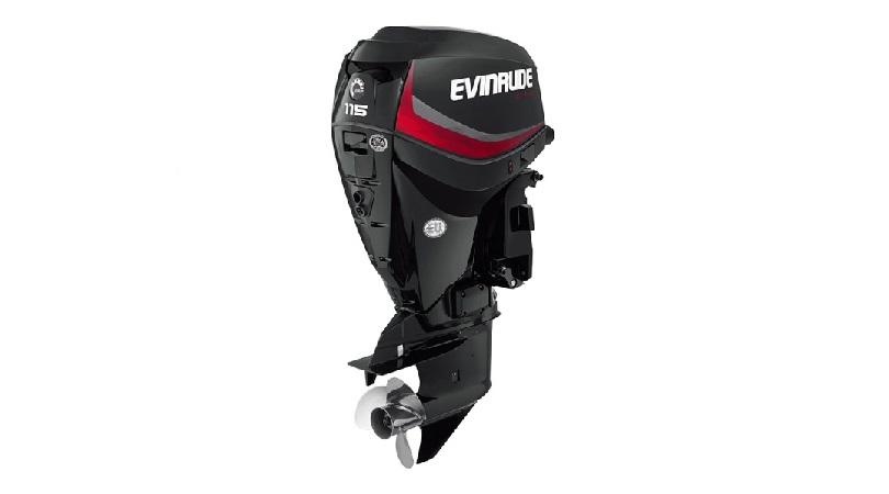 Лодочный мотор EVINRUDE E-TEC E 115 DGL
