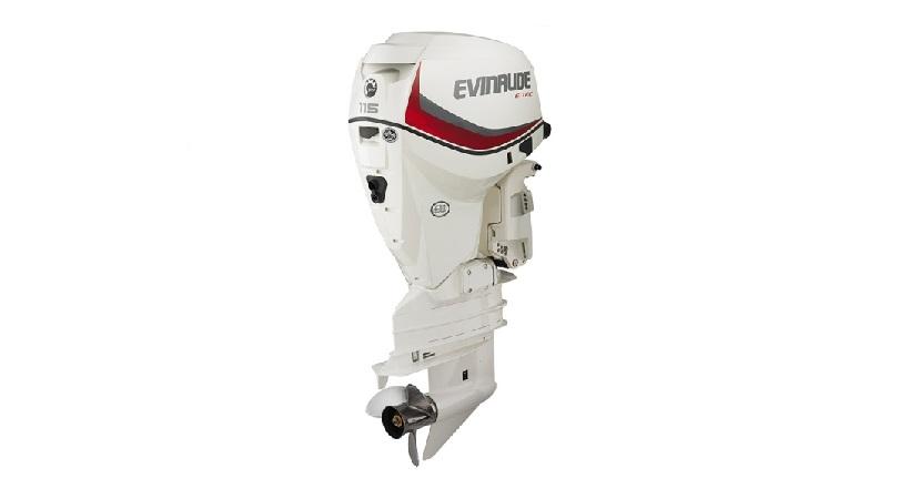 Лодочный мотор EVINRUDE E-TEC E 115 DPX