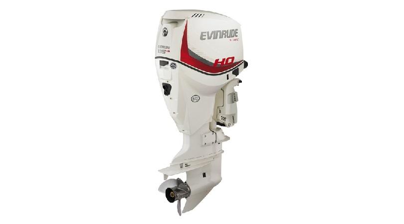 Лодочный мотор EVINRUDE E-TEC E 135 DHX