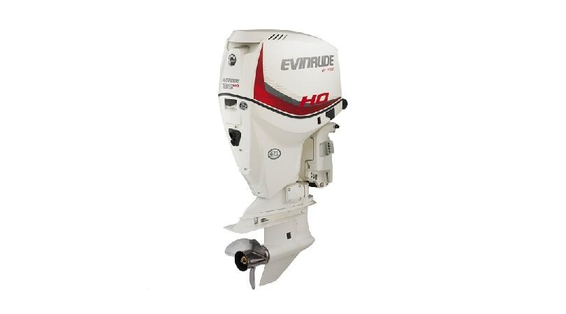 Лодочный мотор EVINRUDE E-TEC E 135 HSL