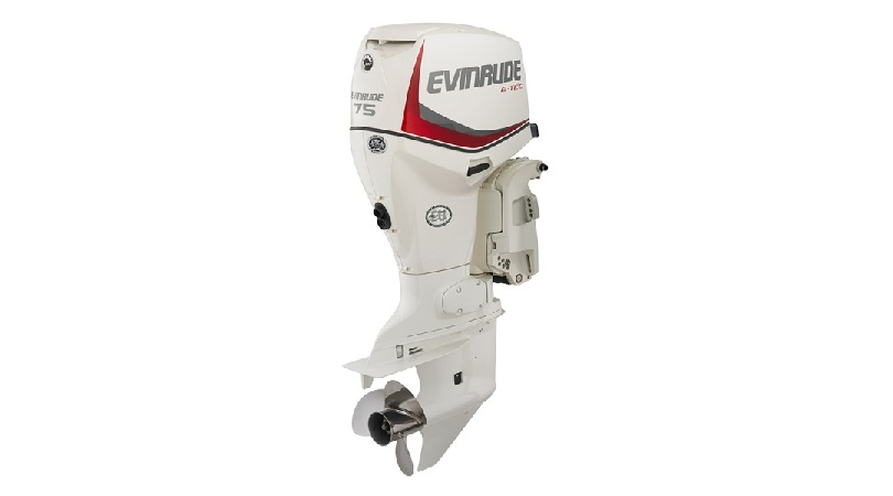 Лодочный мотор EVINRUDE E-TEC E 75 DSL