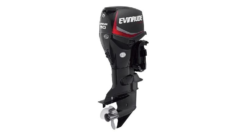 Лодочный мотор EVINRUDE E-TEC E 90 DGX