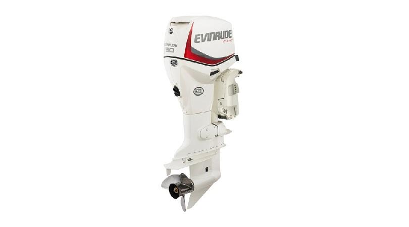 Лодочный мотор EVINRUDE E-TEC E 90 DPX