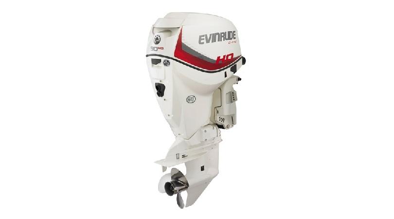 Лодочный мотор EVINRUDE E-TEC E 90 HSL H.O.