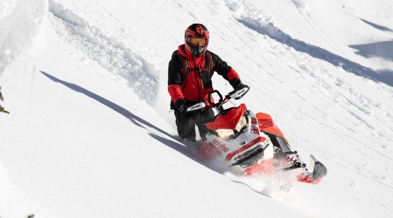 Снегоходы Ski-Doo Lynx BRP