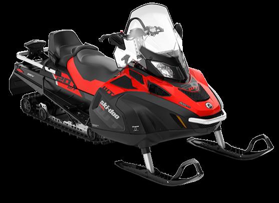 Снегоход BRP Ski-Doo SKANDIC WT 900 ACE 2020