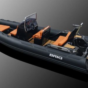 Лодка б/у BRIG EAGLE 6.7 2019