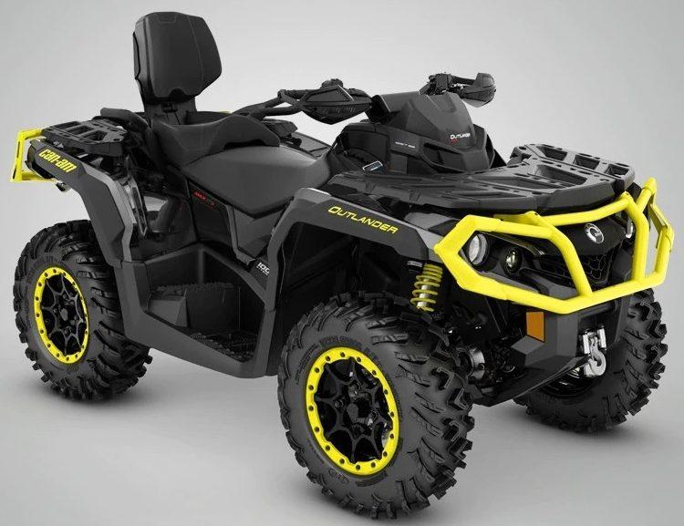 OUTLANDER MAX 1000R XT-P 2020