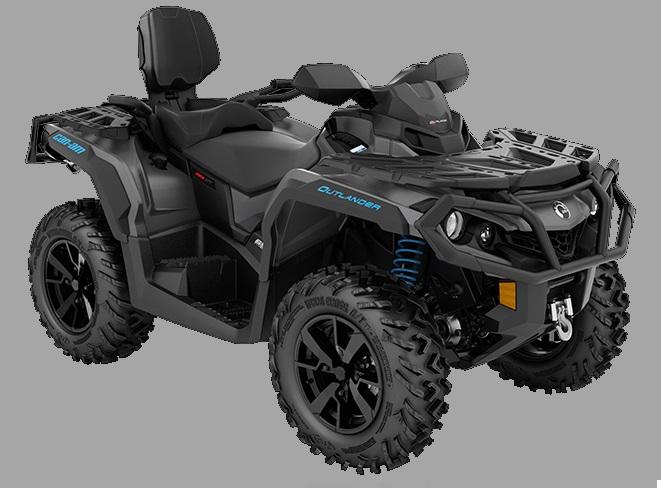OUTLANDER MAX 650 XT 2020