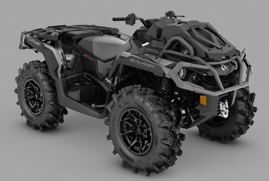 Outlander X mr 1000R 2020