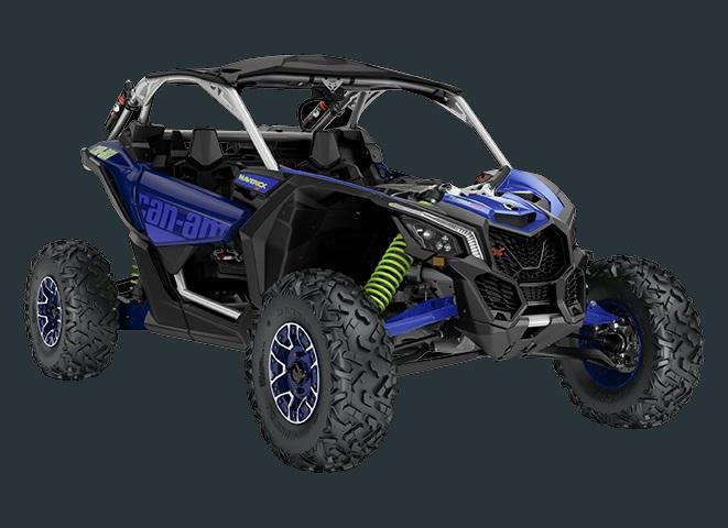 Maverick X3 X RS TurboRR 2020