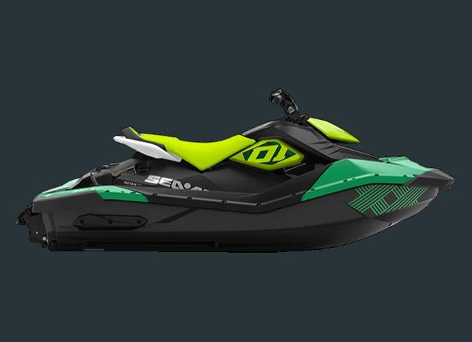 Гидроцикл SPARK TRIXX 2UP 2020