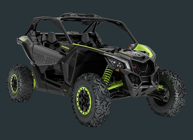 Maverick X3 X DS TurboRR 2020