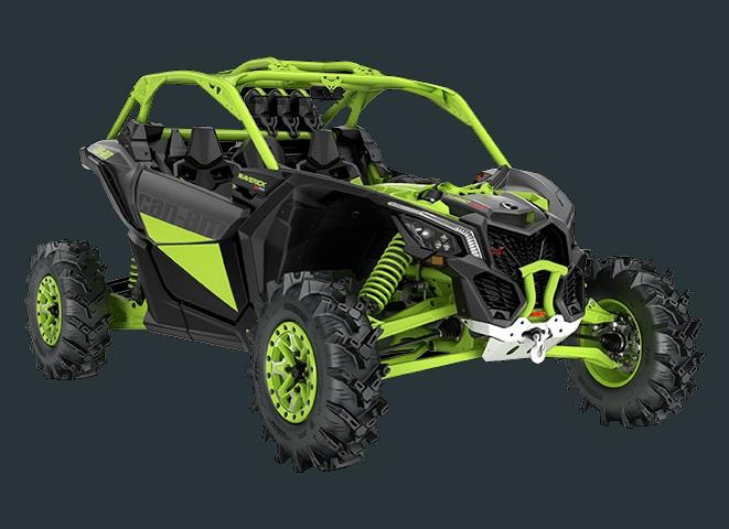 Maverick X3 X MR TurboRR 2020