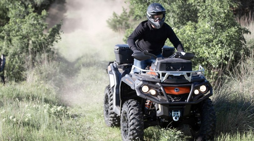 Квадроцикл ATV BRP Can-Am