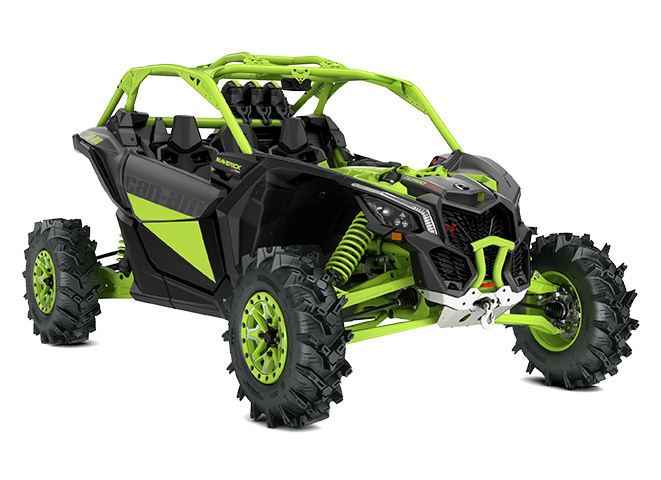 Мотовездеход BRP Can-Am 2021 MAVERICK X3 X MR TURBO RR