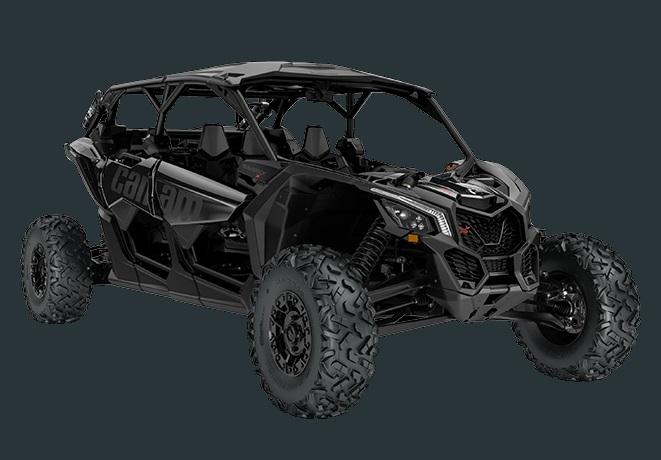 2021 MAVERICK X3 MAX X RS TURBO RR