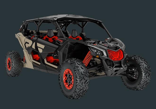 2021 MAVERICK X3 MAX X RS TURBO RR SMART SHOX