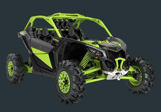 2021 Maverick X3 X MR TurboRR