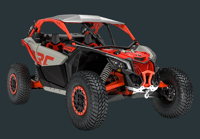 2021 MAVERICK X3 X RC TURBO RR