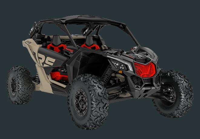 2021 Maverick X3 X RS TurboRR Smart Shox