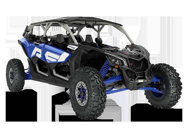 2022 MAVERICK X3 MAX X RS TURBO RR SMART SHOX