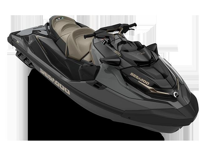 GTX LTD 300 AUDIO IDF LIQUID TITANIUM BLACK 2022